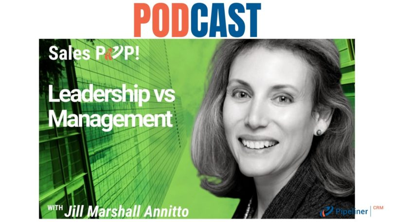 🎧  Leadership vs Management