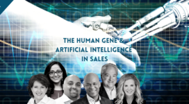 YOUTUBE EVENT REPLAY: The Human Gene & Artificial Intelligence in Sales