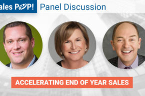 Panel Discussion: Accelerating End of Year Business