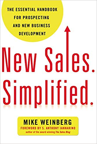 The Essential Handbook for Prospecting and New Business Development Cover