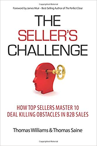 How Top Sellers Master 10 Deal Killing Obstacles in B2B Sales Cover