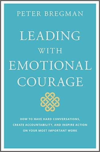 Leading With Emotional Courage Cover
