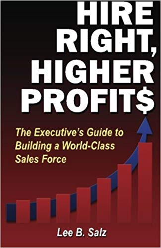 The Executive's Guide to Building a World-Class Sales Force Cover