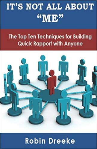 The Top Ten Techniques for Building Quick Rapport with Anyone Cover