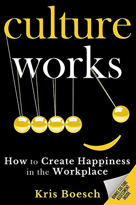 How to Create Happiness in the Workplace Cover