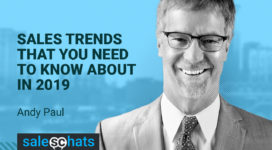 #SalesChats: Sales Trends That You Need To Know About In 2019