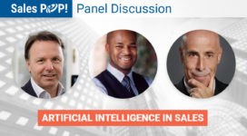Panel: Artificial Intelligence in Sales (on demand)