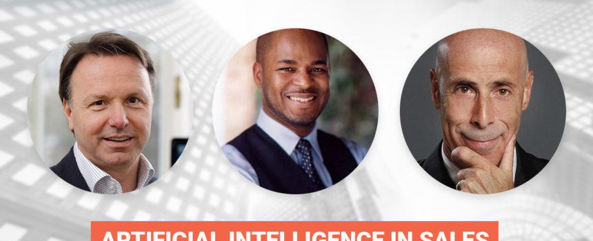 Panel Discussion: Artificial Intelligence in Sales | February 27that 10am PST