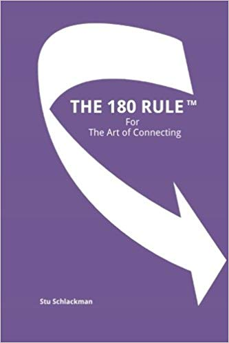 The 180 Rule for the Art of Connecting Cover