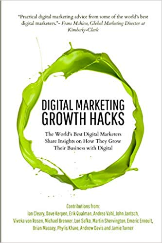 Digital Marketing Growth Hacks Cover