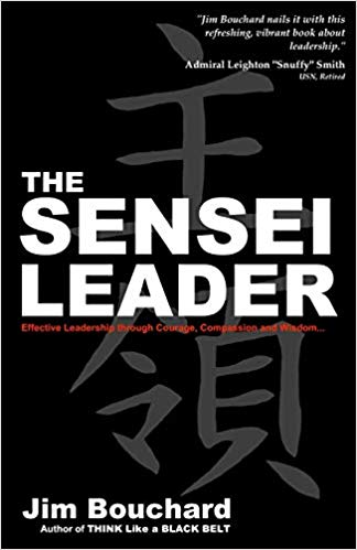 Effective Leadership through Courage, Compassion and Wisdom Cover