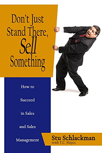 Don't Just Stand There, Sell Something Cover
