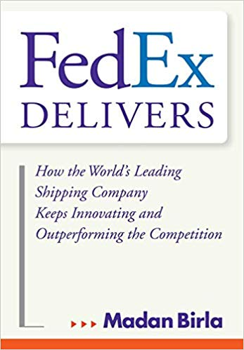 How FEDEX Delivers and Outperforming the Competition Cover