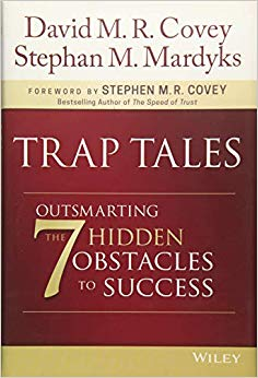 Trap Tales: Outsmarting the 7 Hidden Obstacles to Success Cover