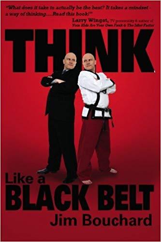 Think Like a Black Belt Cover