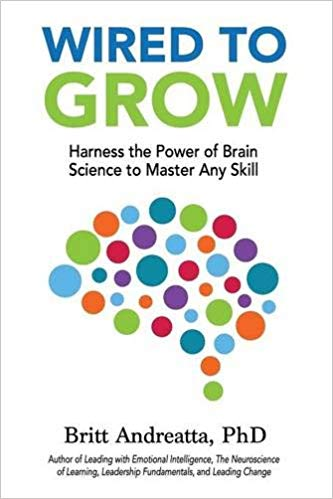 Wired to Grow: Harness the Power of Brain Science to Learn and Master Any Skill Cover