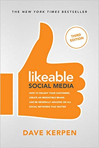 Likeable Social Media, Third Edition Cover