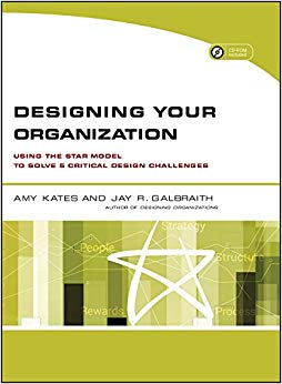Designing Your Organization Cover