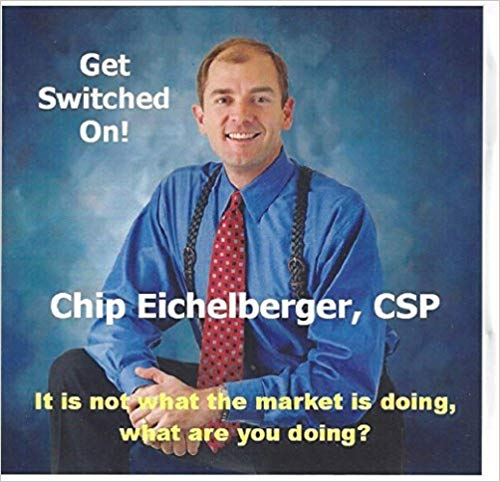 Get Switched On! It Is Not What the Market Is Doing, What Are You Doing? Cover