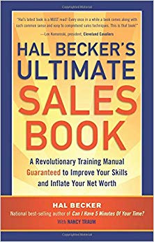Hal Becker's Ultimate Sales Book Cover