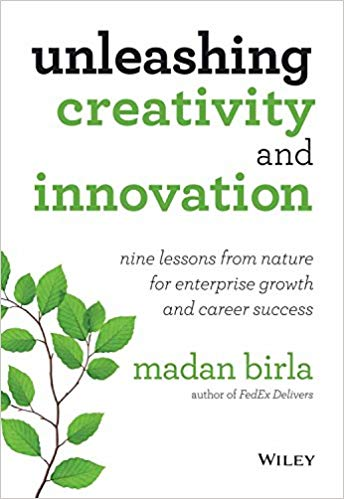 Unleashing Creativity And Innovation Cover
