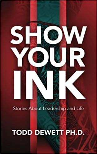 SHOW YOUR INK: Stories About Leadership and Life Cover