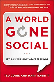 A World Gone Social: How Companies Must Adapt to Survive Cover