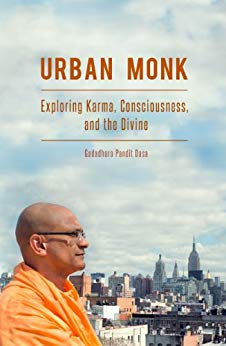 Urban Monk: Exploring Karma, Consciousness, and the Divine Cover