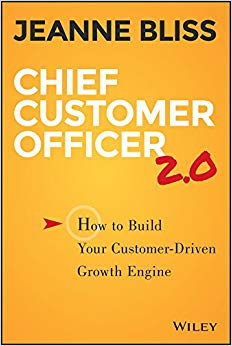 Chief Customer Officer 2.0: How to Build Your Customer-Driven Growth Engine Cover