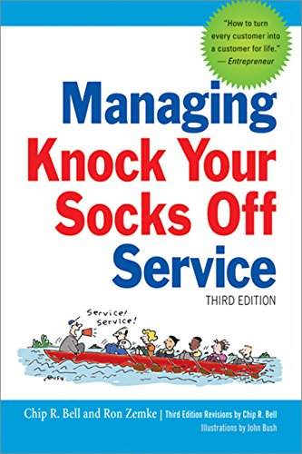 Managing Knock Your Socks Off Service Cover