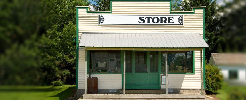 Sales Automation: Back to the General Store