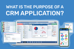 What is the Purpose of a CRM Application?