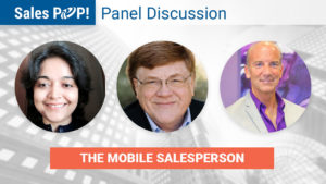 Panel: The Mobile Salesperson