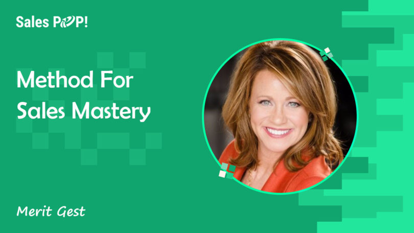 Method For Sales Mastery