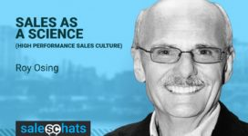 #SalesChats – High-Performance Sales Culture