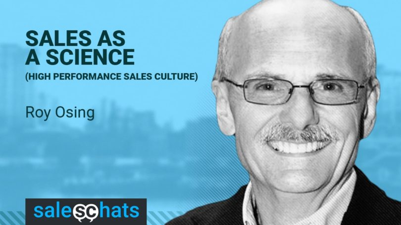 #SalesChats – High-Performance Sales Culture
