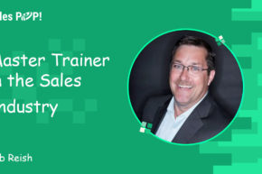 Master Trainer in the Sales Industry