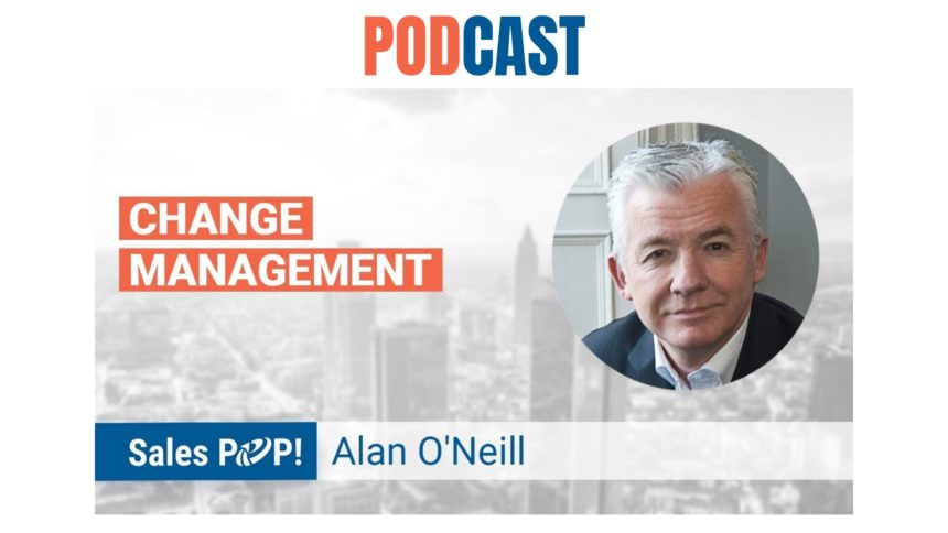 🎧 Change Management in Sales