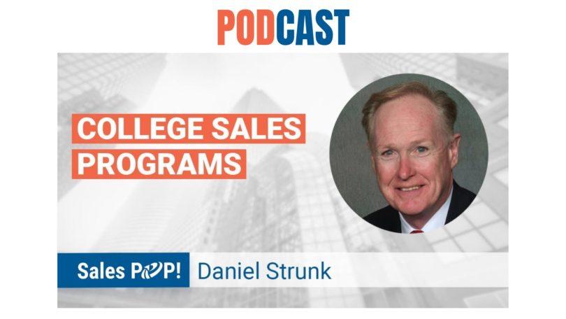 🎧 College Sales Programs