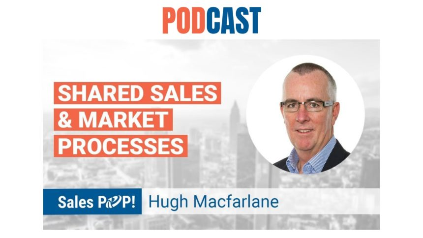 🎧 Shared Sales & Market Processes