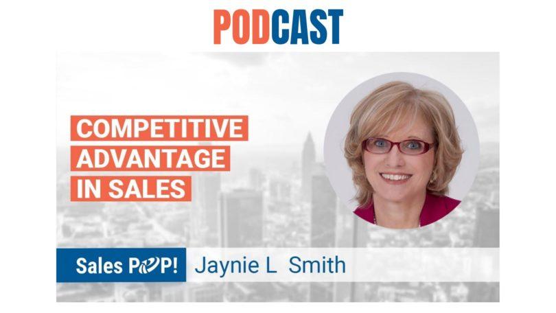 🎧 Competitive Advantage in Sales