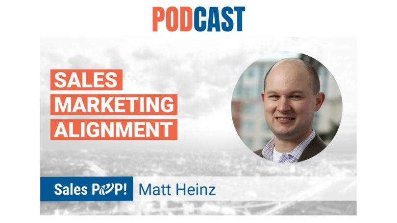 🎧 Sales and Marketing Alignment