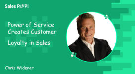Power of Service Creates Customer Loyalty in Sales