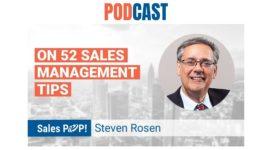 🎧 Sales Management Tips