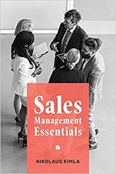 Sales Management Essentials: Pain Points of Sales Management and how to overcome them Cover