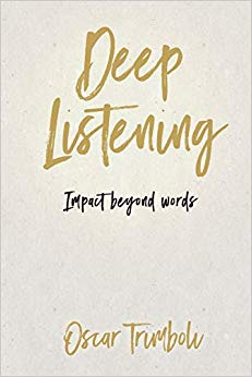 Deep Listening: Impact Beyond Words Cover