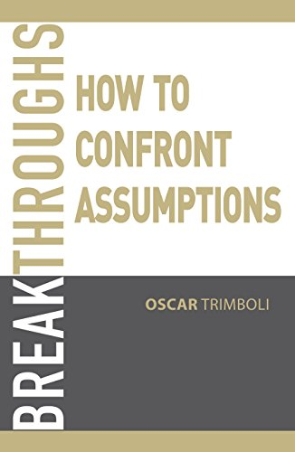 Breakthroughs: How to confront assumptions Cover