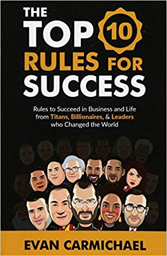 The Top 10 Rules for Success: Cover