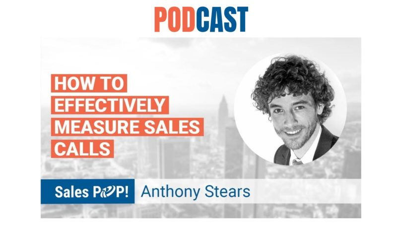 🎧 CRM: Measuring Sales Effectiveness