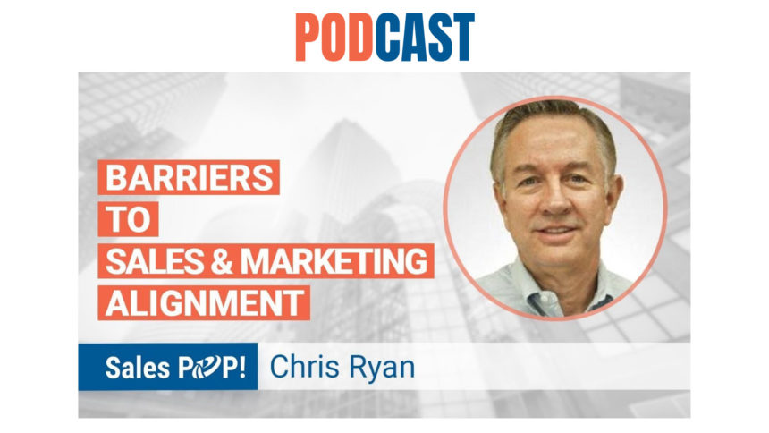 🎧 Barriers to Sales Marketing Alignment